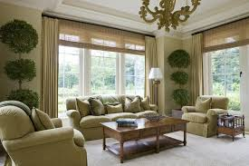 sidelight window treatments living room traditional with dining room drum pendant lighting