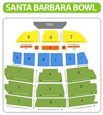 Sb Bowl Seating Chart Prototypical Santa Barbara Bowl Seating Chart With Seat