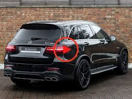It has a good predicted reliability rating and a. 2018 Used Mercedes Benz Glc Class Amg Glc 63 S 4matic Premium Obsidian Black Mercedes Suv Mercedes Benz Glc Mercedes Benz E63