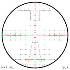 Rifle Scope Power Chart Pmr 428 Smart Rifle Scope