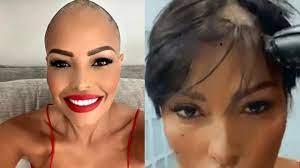 Carolina Marconi rasa i capelli dopo la chemio: