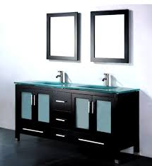 elegant black wooden bathroom cabinet. Black Wooden Floor And Contemporary Vanity Cabinets With Tops Using White Interior Color For Elegant Bathroom Ideas Cabinet O