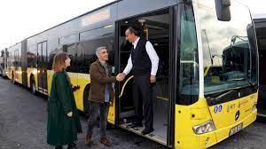 İBB'nin 2021 yılında ücretsiz toplu taşıma tarihleri belli oldu - Kartal 24