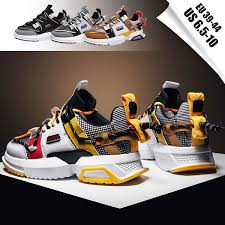 <b>Men's</b> Fashion <b>Outdoor</b> Tide Shoes Casual <b>Sneakers Men</b> ...
