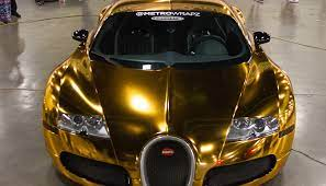 Browsing the products categories and customer. Flo Rida Wraps His Bugatti In Gold Photos Carhoots Bugatti Veyron Bugatti Cars Veyron