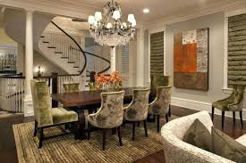Crystal Dining Room Chandelier Awesome Decoration
