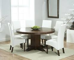 dark oak dining table and chairs used rustic tables mark solid round pedestal kitchen astounding 3