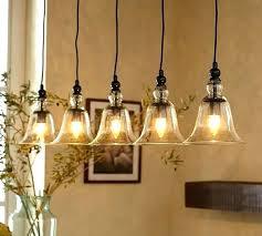 barn pendant light barn pendant light fixtures rustic glass 5 light pendant pottery barn intended for