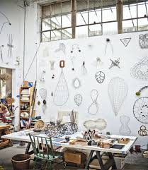 Mari Andrew's Sculptural Studio