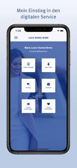 meine SIGNAL IDUNA ➡ App Store Review ...