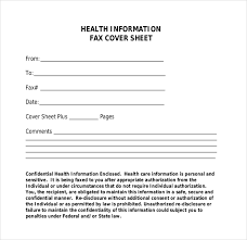 Sample Basic Fax Cover Sheet New 44 Fax Cover Templates Free Sample Example Format Download