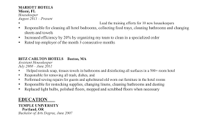 Hospital Housekeeping Resume Sample Housekeeping Resume Best Of Hospital Housekeeping Resume 22