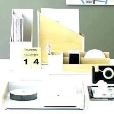 modern desk accessories.  Desk Designer Desk Accessories Modern Interior  And Organizers With To Modern Desk Accessories