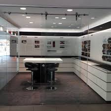 office glass walls. custom glass wall in a business near atlanta roswell and sandy springs georgia office walls