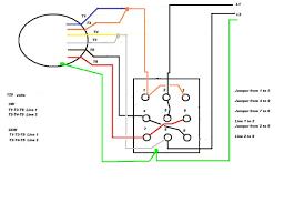 4 wire ac motor wiring diagram marathon motors for printable