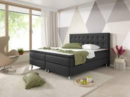 Schlafzimmer Set Boxspringbett Zuhause Inspiration Design