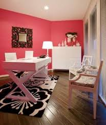 fabulous home office interior. A Study In Pink - 10 Fabulous Home Office Styles Champreneurs Interior I
