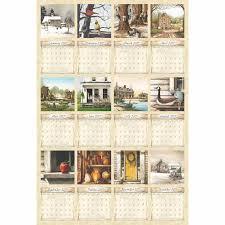 Country Living Calendar - 2017 Calendar Digitally Printed Panel ... & Country Living Calendar - 2017 Calendar Digitally Printed Panel Adamdwight.com