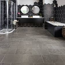 bathroom flooring. cer17 drift bathroom flooring - da vinci karndean