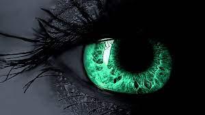 Green Eyes 4K wallpaper