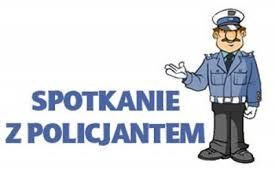 Znalezione obrazy dla zapytania policjant, szkoła