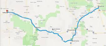 Historic U S Route 66 Road Trip From Santa Fe Thru