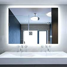 Image Lighted Vanity Georgepowell Led Lights For Bathroom Mirror India To Go Over Wall Uk
