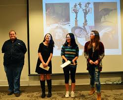 students win albany museum of art essay contest college winners in the second annual a picture is worth a thousand words essay contest announced thursday at the museum are from left brandon lisenby