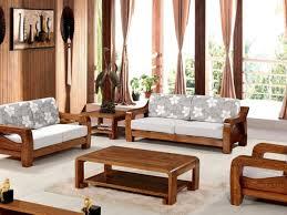 teak wood clic sofa set