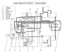 melex wiring diagram model batteries melex diy wiring diagrams