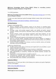 Inspirational Professional Resume Cover Letter New How To Write A
