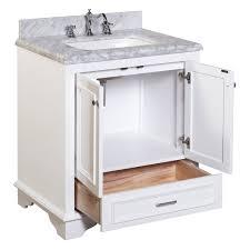 30 Bathroom Cabinet Kbc Nantucket 30 Single Bathroom Vanity Set Reviews Wayfair