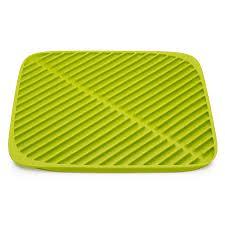 Купить <b>Коврик для сушки</b> посуды Flume™ маленький зеленый ...