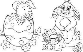 Easter Day Coloring Pages Coloring Pages