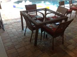 lovely patio table glass replacement top 1615 complaints and reviews about martha stewart outdoor exterior design