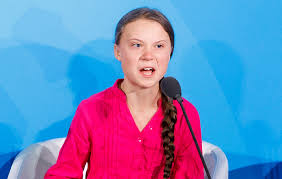 Greta Thunberg's U.N. Climate Summit Speech Inspires Celebs to Support – WWD