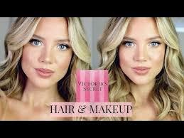 victoria secret fashion show makeup hair 2016 you