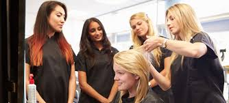 hairstyling appices learning from a teacher in cl