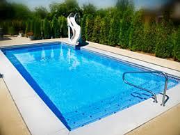 Plain Rectangular Inground Pool Designs Shore Swimming 7 Intended Inspiration