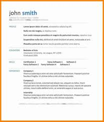 9 Best Resume Templates 2017 Type Template Microsoft Word 22 Job