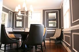 charcoal paint colorCharcoal Gray Paint Color  Contemporary  dining room