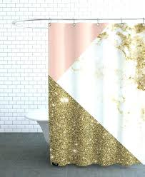 rose gold curtains gold glitter shower curtain innovative gold and pink curtains decor with best shower rose gold curtains