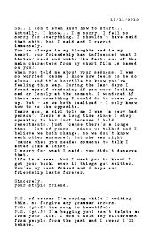 Sample Breakup Letter 9 Documents In Pdf Word Letter To My Best