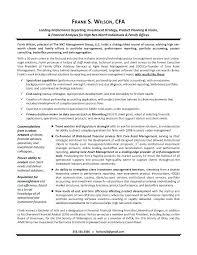 Resume Bio Example Magnificent Resume And Bio Examples With Resume Bio Example Examples Format