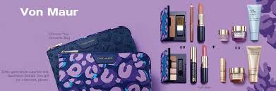 make estee lauder purchase now at von maur 37 50 or more and choose your free 7 piece gift valued at up to 155 choose from four estee lauder gifts