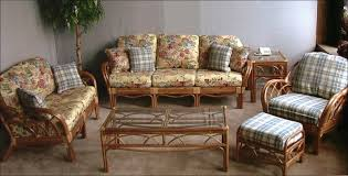 Furniture Marvelous 21 Wicker Settee Cushions Furnitures