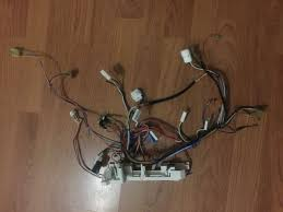 samsung oem microwave wiring harness de96 00922a fits smh1816 samsung microwave wiring harness de96 00922a smh1816