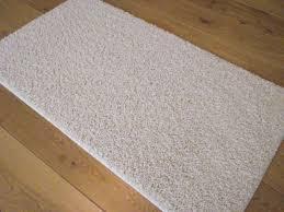 new small plain cream gy non slip rugs washable mat argos small bedroom rugs