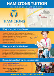 Tuition Centre Flyers Tutoring Flyer Template 22 Free Psd Ai Tuition ...