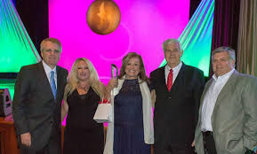 Dottie Golt Leonard Miller receives Lifetime Achievement Award from the  Gospel Music Association at the 44th Annual GMA Dove Awards   Southern  Gospel Music Online
